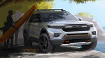05/2021, Ford Explorer Timberline