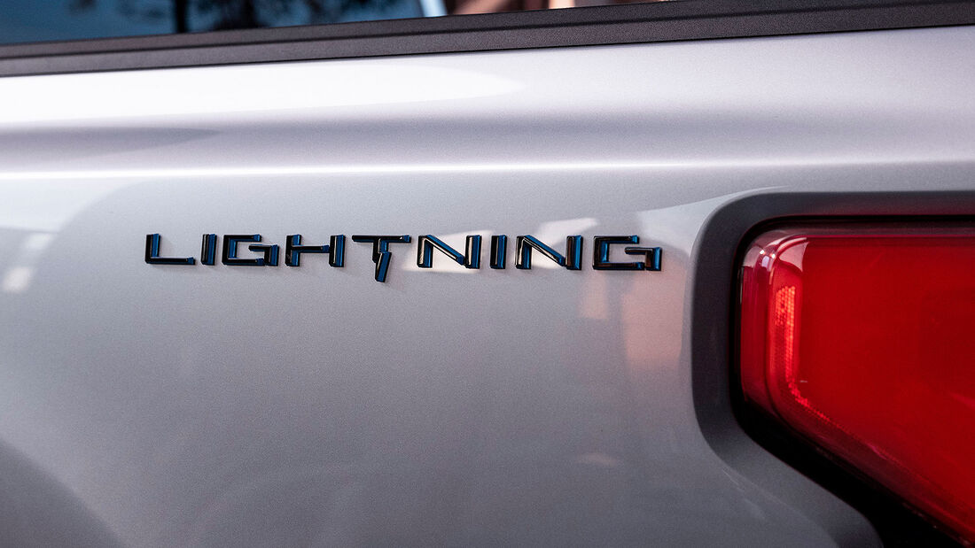 05/2021, Ford F-150 Lightning Elektro-Pickup