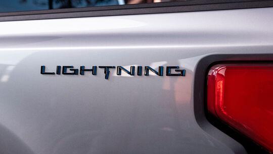 05/2021, Ford F-150 Lightning Elektro-Pickup