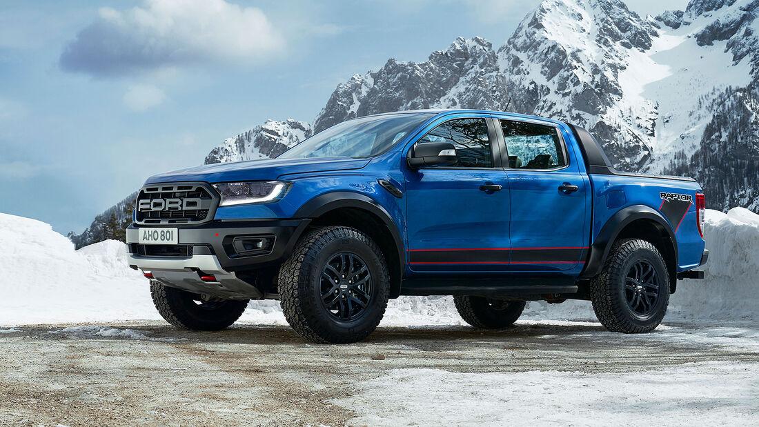 05/2021, Ford Ranger Raptor Special Edition