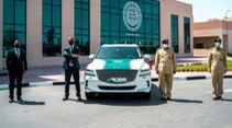 05/2021, Genesis GV80 für die Dubai Police