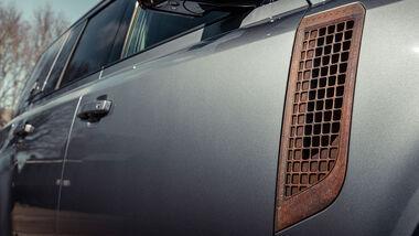 05/2021, Heritage Customs Valiance auf Basis Land Rover Defender