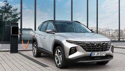 05/2021, Hyundai Tucson Plug-in-Hybrid