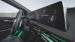 05/2021, Kia EV6 Interieur Innenraum Cockpit