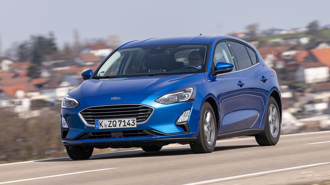 05/2021, Kosten und Realverbrauch Ford Focus 2.0 EcoBlue Titanium
