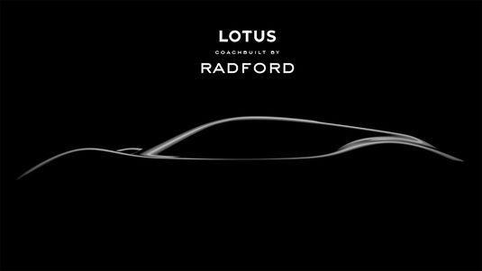 05/2021, Lotus Type 62/2 Coachbuilt by Radford