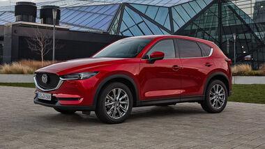 05/2021, Mazda CX-5 Modelljahr MY 2021