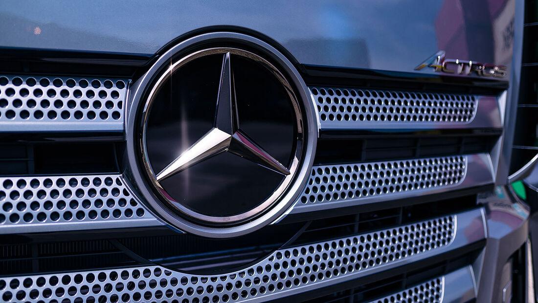 05/2021, Mercedes Actros Edition 2
