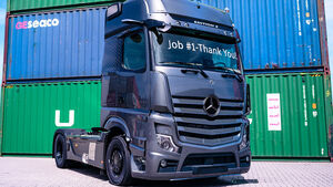 05/2021, Mercedes Actros Edition 2
