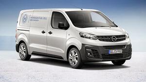 05/2021, Opel Vivaro-e Hydrogen