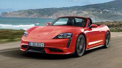 05/2021, Porsche Boxster EV Elektro