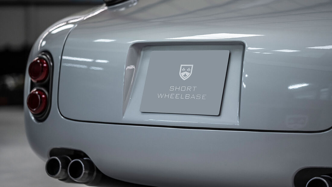 05/2021, RML Short Wheelbase