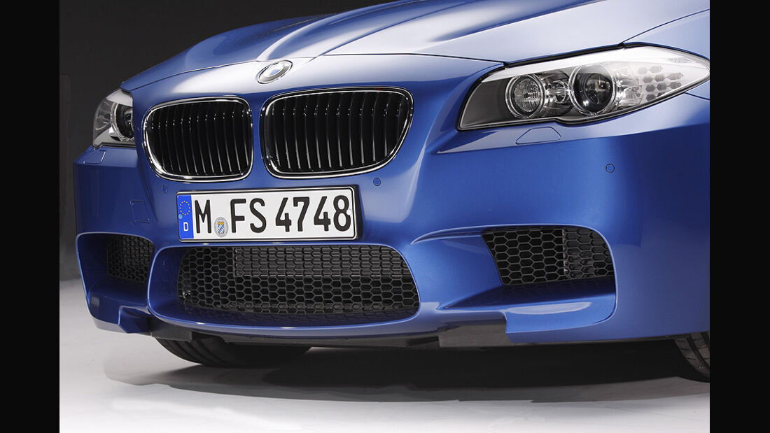 06/11 BMW M5 Limousine, Frontschürze