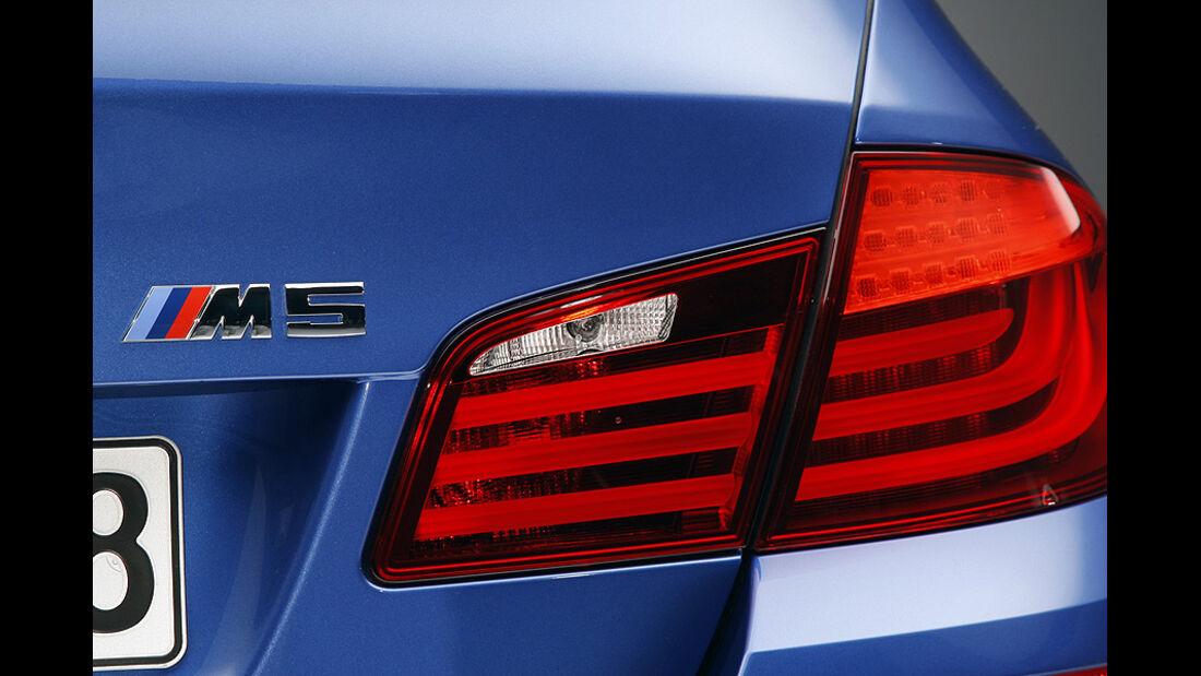 06/11 BMW M5 Limousine, Rücklicht
