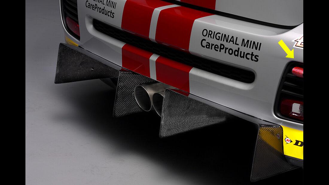 06/11 Mini Coupé JCW Endurance