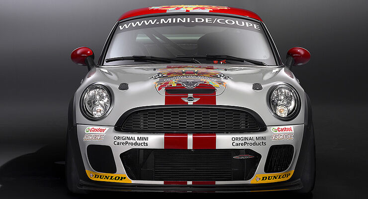 06/11 Mini Coupé JCW Endurance