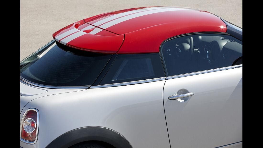06/11 Mini Coupe, Dach