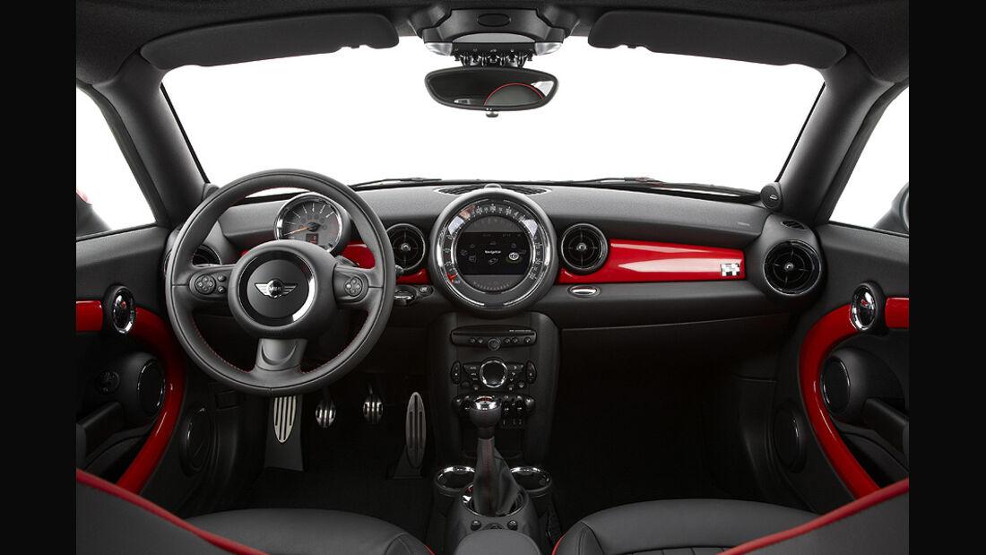 06/11 Mini Coupe, Innenraum