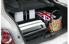 06/11 Mini Coupe, Kofferraum