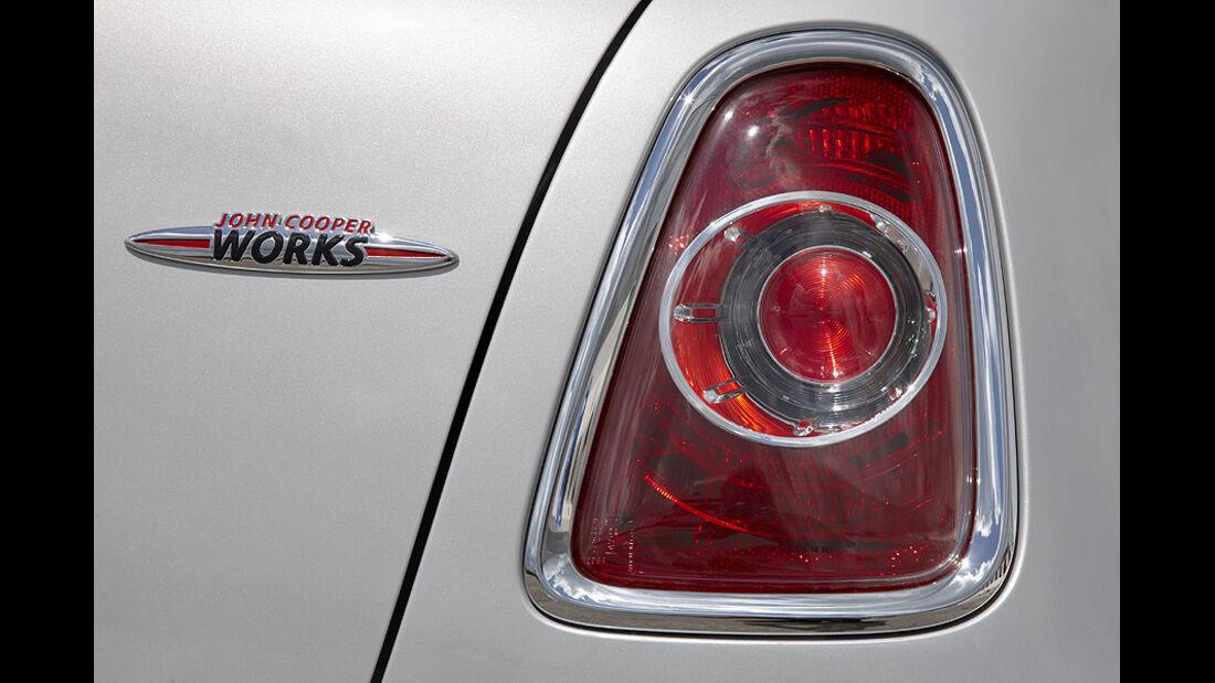 06/11 Mini Coupe, Rücklicht