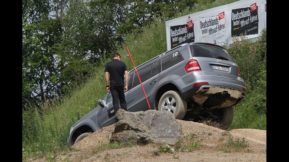 06/11 Offroad-Challenge 2011, Vorausscheidung Nürburgring