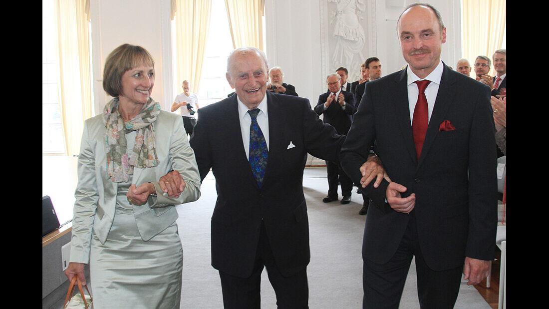 06/2011 Paul Pietsch Empfang Neues Schloss