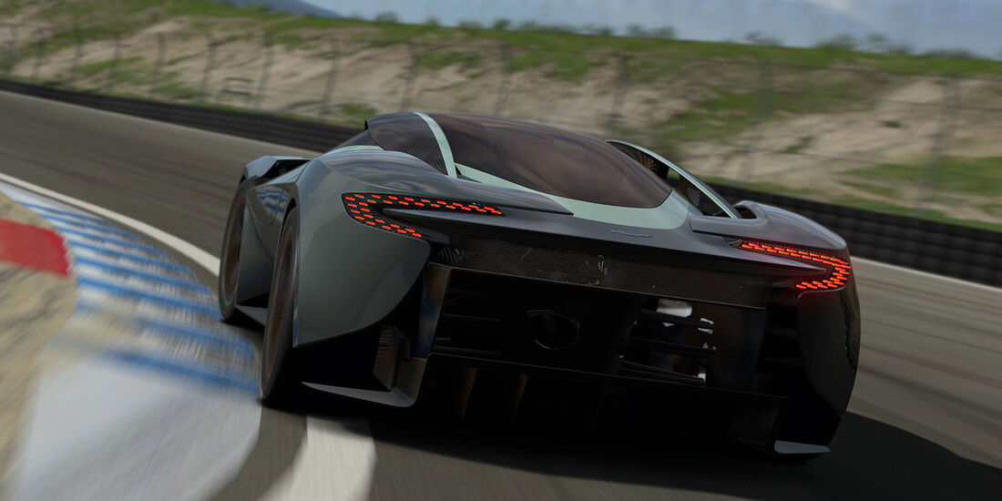06/2014, Aston Martin DP-100 Vision Gran Turismo Concept