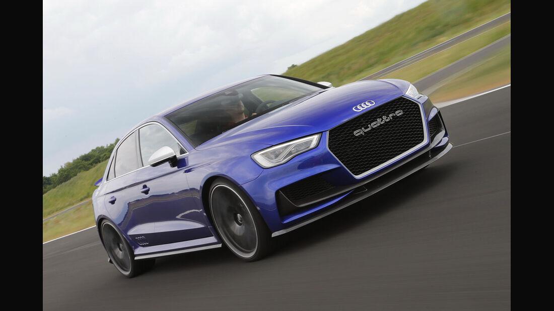 06/2014, Audi A3 Clubsport Quattro Fahrbericht