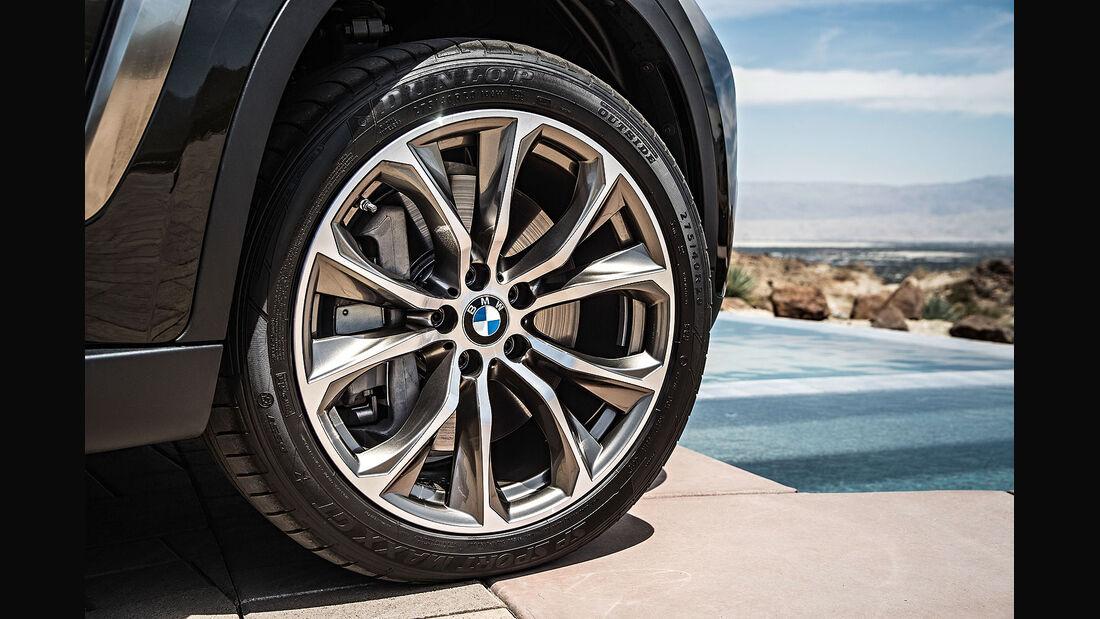 06/2014, BMW X6 Facelift, Felge