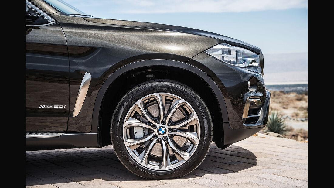 06/2014, BMW X6 Facelift, Rad, Felge