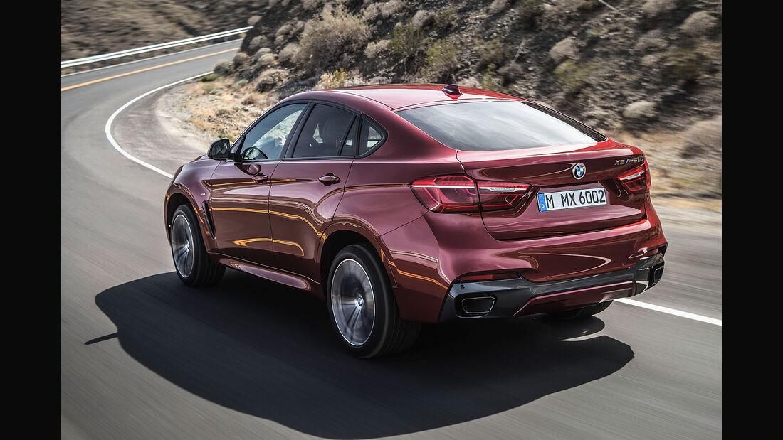 06/2014, BMW X6 Facelift, X6 M