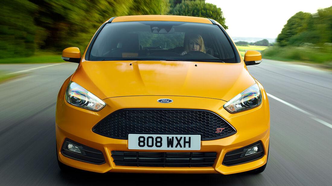 06/2014, Ford Focus ST Facelift