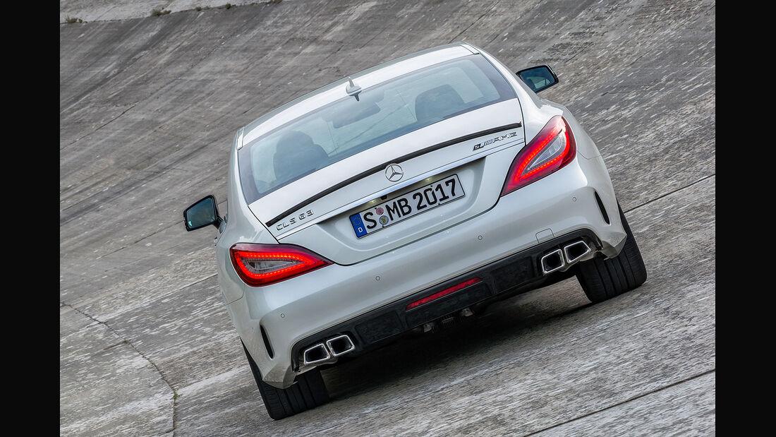 06/2014, Mercedes CLS Facelift