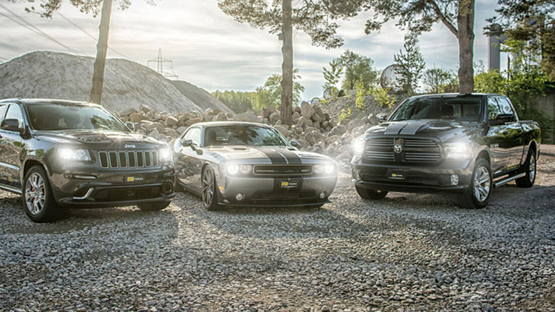 06/2014, OCT-Tuning, SRT8, Dodge, Chrysler, Jeep