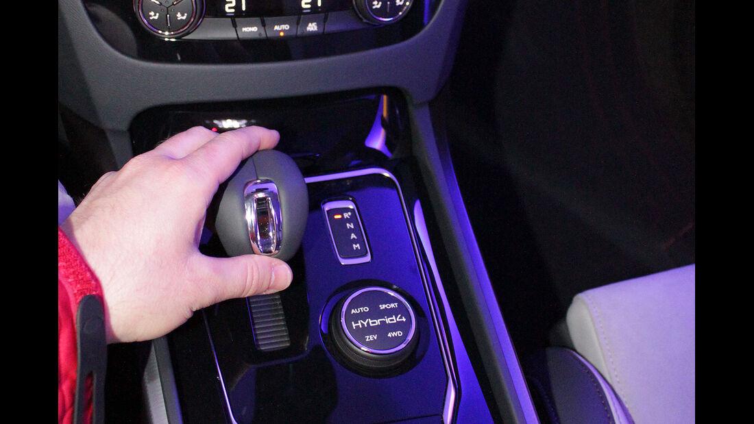 06/2014, Peugeot 508 Facelift Sitzprobe Jochen Knecht