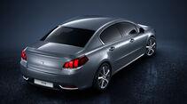 06/2014, Peugeot 508 Facelift