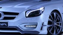 06/2014, Piecha Mercedes SL Avalange GT-R