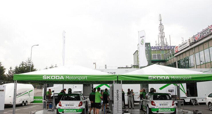 06/2014, Skoda Motorsport Experience, Rallye, Fabia S2000
