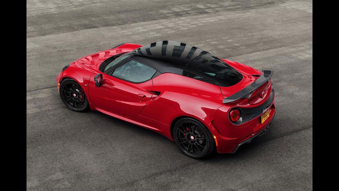 06/2015,  Alfa Romeo 4C Centurion Pogea Racing