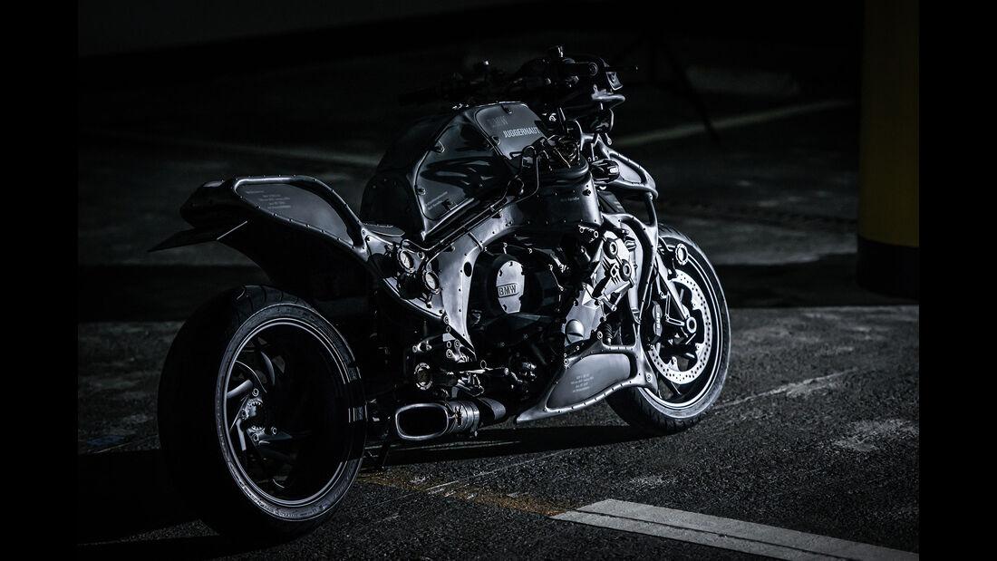 06/2015, BMW Motorrad Ignite Straight Six Projekt