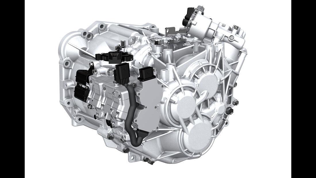 06/2015,  Kia Ceed Facelift 2015 Getriebe