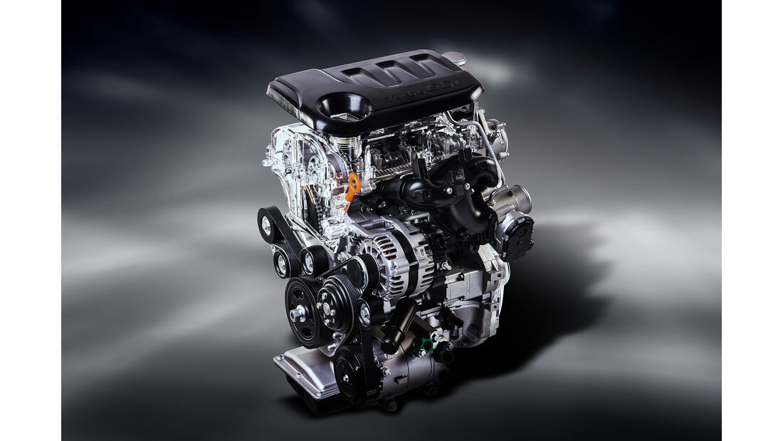 06/2015,  Kia Ceed Facelift 2015 Motor