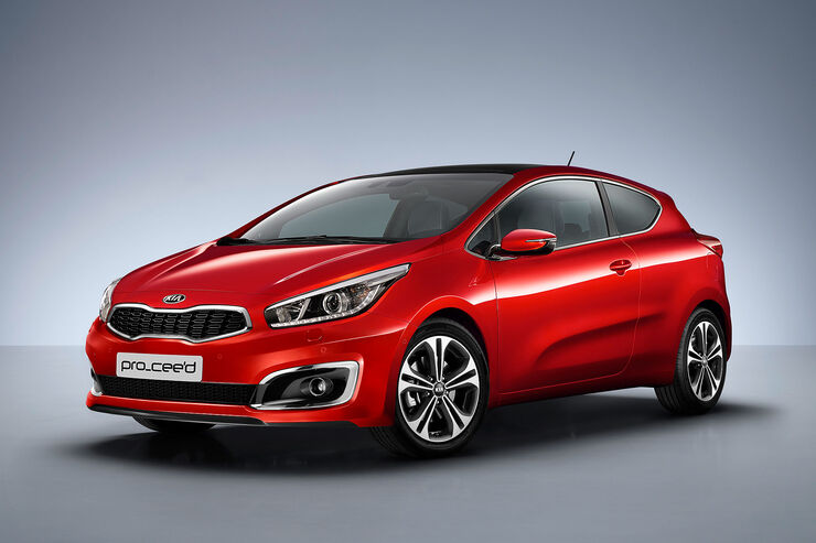 06/2015,  Kia Ceed Facelift 2015 ProCeed