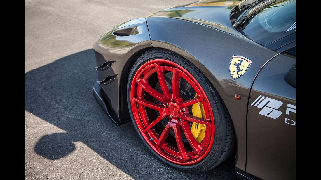 06/2015,  Prior Design Ferrari PD458.
