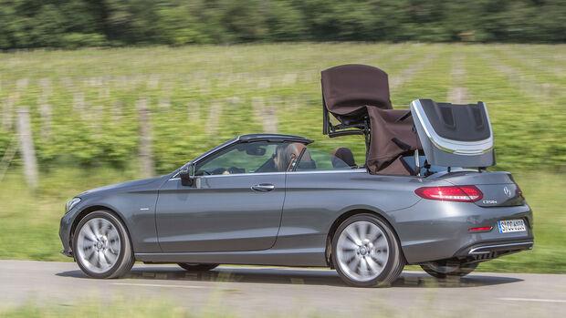 06/2016, Mercedes C-Klasse Cabrio Fahrbericht Heinrich Lingner