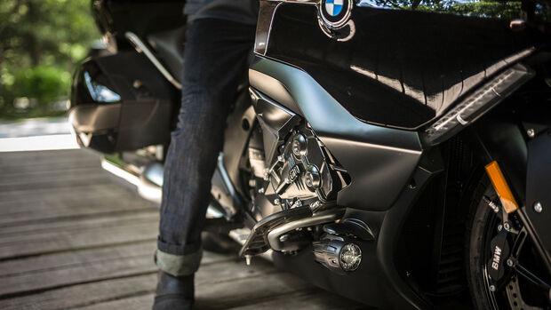 06/2018 BMW K 1600  Grand America Fahrbericht