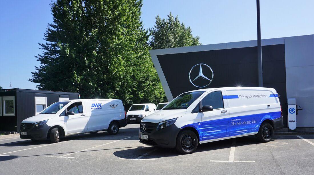 06/2018, Mercedes-Benz eVito