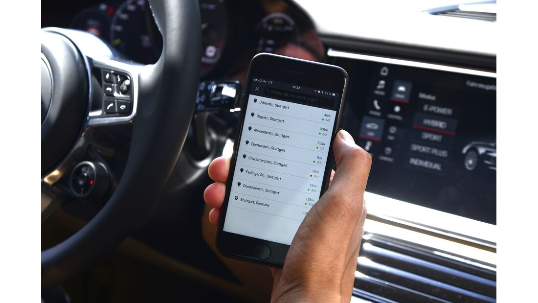 06/2018, Porsche Charging Service