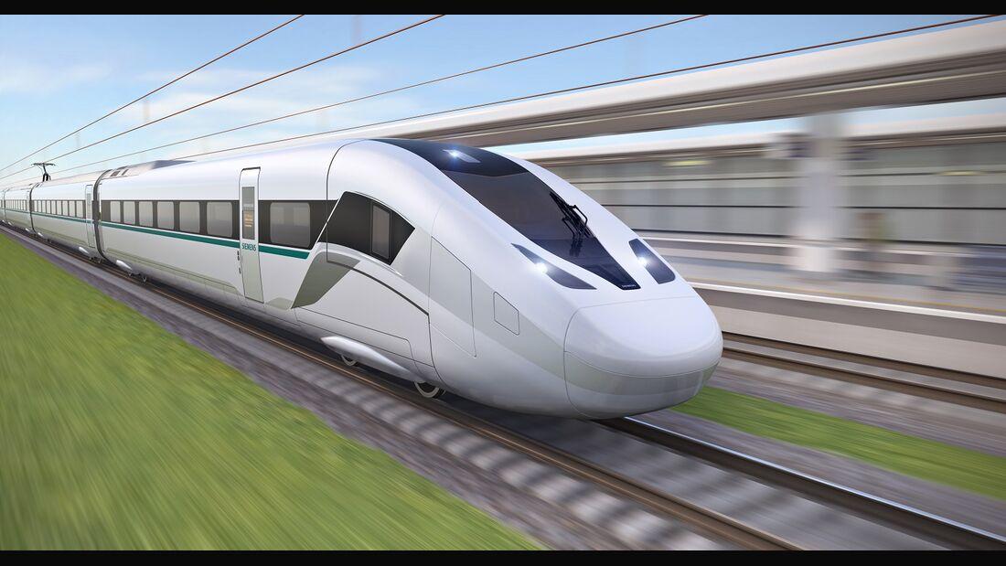 06/2018, Siemens Velaro Zug