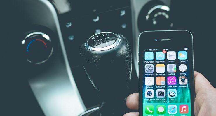 06/2018, Smartphone als Autoschlüssel